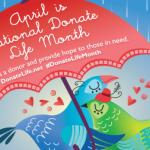 April is Donate Life Awareness Month